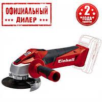 Угловая шлифовальная машина Einhell TC-AG 18/115 Li - Solo