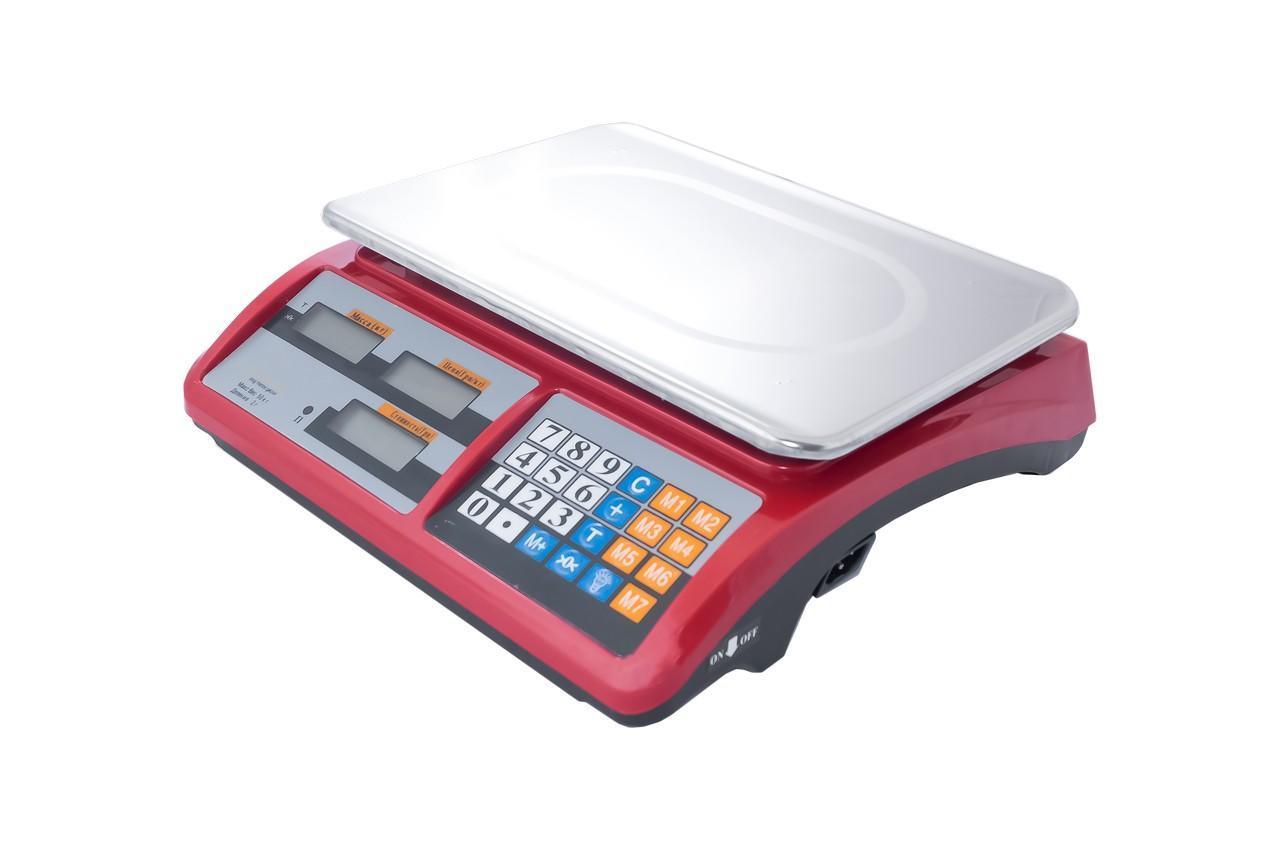 Весы торговые Crownberg - CB-5007