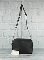 Клатч, сумочка через плечо David Jones 5007 черная, фото 1