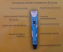 3 Д ручка з РК дисплеєм 3D ручка, фото 3