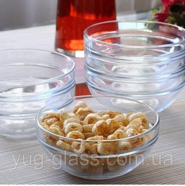 салатники стеклянные прозрачные