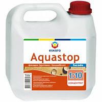 Грунт фасадный Eskaro Aquastop Facade 10 л
