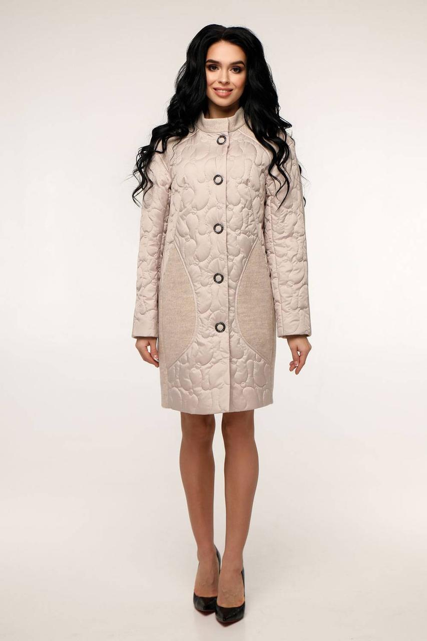 Купить ткань на демисезонное пальто вязальный шпагат