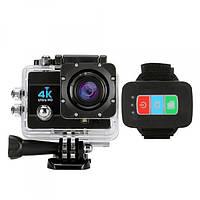 Экшн камера Action Camera Q3H + пульт + 24 крепления