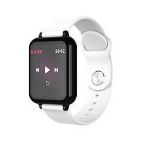 Умные часы-браслет Smart watch-bracelet B57 Pro с тонометром White (SW0001B57W)
