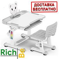 Комплект парта и стулья Evo-kids BD-04 XL Teddy