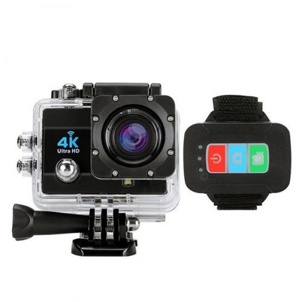 Екшн камера Action Camera Q3H + пульт + 24 кріплення