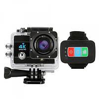 Екшн камера Action Camera Q3H + пульт + 24 кріплення, фото 1