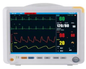 Багатофункціональний монітор пацієнта HF-8000B