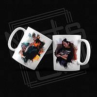 Печать на чашке / Печать фото на чашке