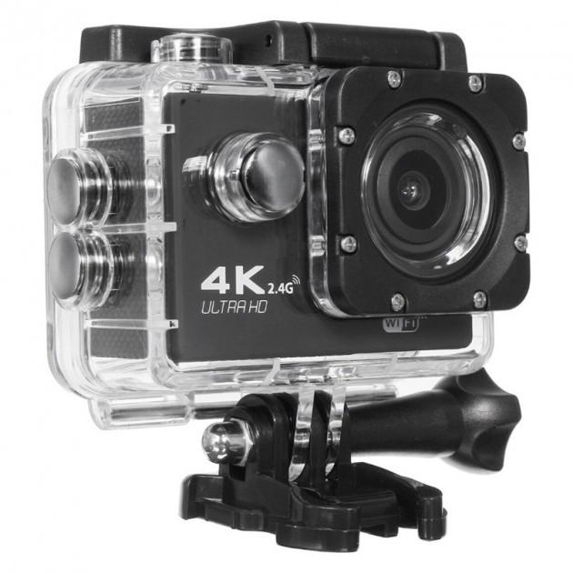 Екшн камера Sporst F60R - 16MP Full HD 4K c Wi-Fi і пультом ДУ