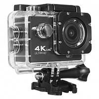 Екшн камера Sporst F60R - 16MP Full HD 4K c Wi-Fi і пультом ДУ, фото 1