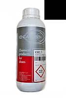 Краска для уреза кожи ORLY BT Extramat 557681 черный экстра матовый , на водной основе, 1L