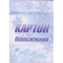 Картон А4 Белоснежный 10 л. Лунапак Украина