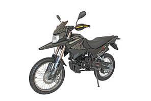 Мотоцикл Shineray XY 250GY-6B Enduro Чорний