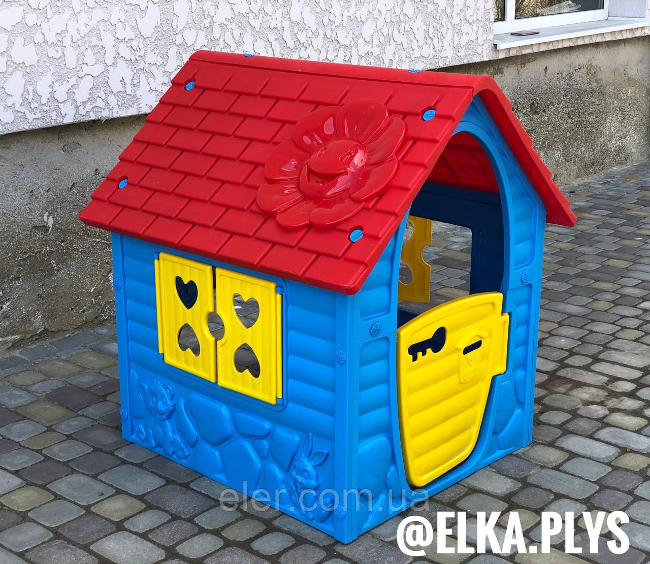 Детский домик 456 . Садовий будиночок для дітей