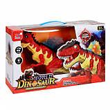 Музыкальная игрушка Динозавр 853 А, фото 2