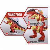 Музыкальная игрушка Динозавр 853 А, фото 3