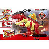 Музыкальная игрушка Динозавр 853 А, фото 4