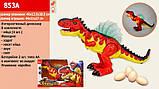 Музыкальная игрушка Динозавр 853 А, фото 5