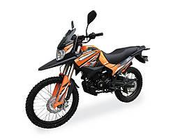Мотоцикл Shineray XY 250GY-6B Enduro Помаранчевий