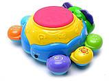 """Музыкальная развивающая игрушка """"Чудо жучок"""" 7259 (на украинском языке), фото 2"""