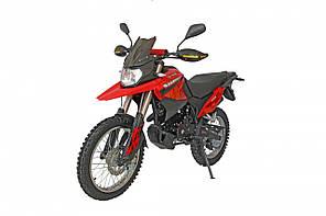 Мотоцикл Shineray XY 250GY-6B Enduro Червоний