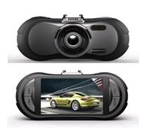 Автомобильный видеорегистратор X-Vision F-700 с дисплеем
