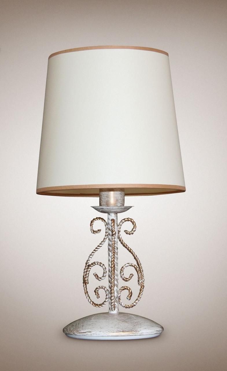 Настольная лампа в стиле прованс  11500-4