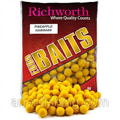 "Бойлы Richworth Euro Baits ""PINEAPPLE HAWAIIAN"" (ананас) диаметр 15 мм"