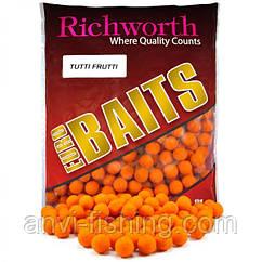 """Бойлы Richworth Euro Baits """"TUTTI FRUTTI"""" (фруктовый коктейль) диаметр 15 мм"""