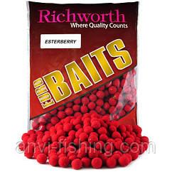 "Бойлы Richworth Euro Baits ""ESTERBERRY""(ягодный зефир) Диаметр 15 мм"