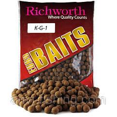 """Бойлы Richworth Euro Baits """"K-G-1"""" (Смесь фруктов и рыбного запаха) диаметр 15 мм"""