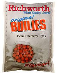 "Бойлы Richworth Original Boilies ""Esterberry"" (Ягодный зефир) диаметр 15 мм - 400 грамм"