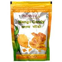 Манго цукат, Mango Candy Patanjali Sweet, 250г