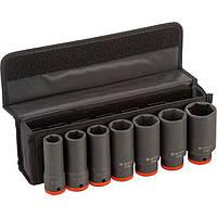 Набор ударных головок Bosch, 3/4 дюйма, 90 мм, 7 шт (2608551104)