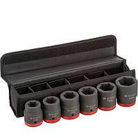 Набор ударных головок Bosch, 1 дюйм, 70 мм, 6 шт (2608551105)