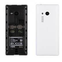 Мобильный телефон Nokia 150 Dual Sim White, фото 3