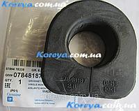 Подушка рулевой рейки с г/у правая Ланос 07848187, фото 1