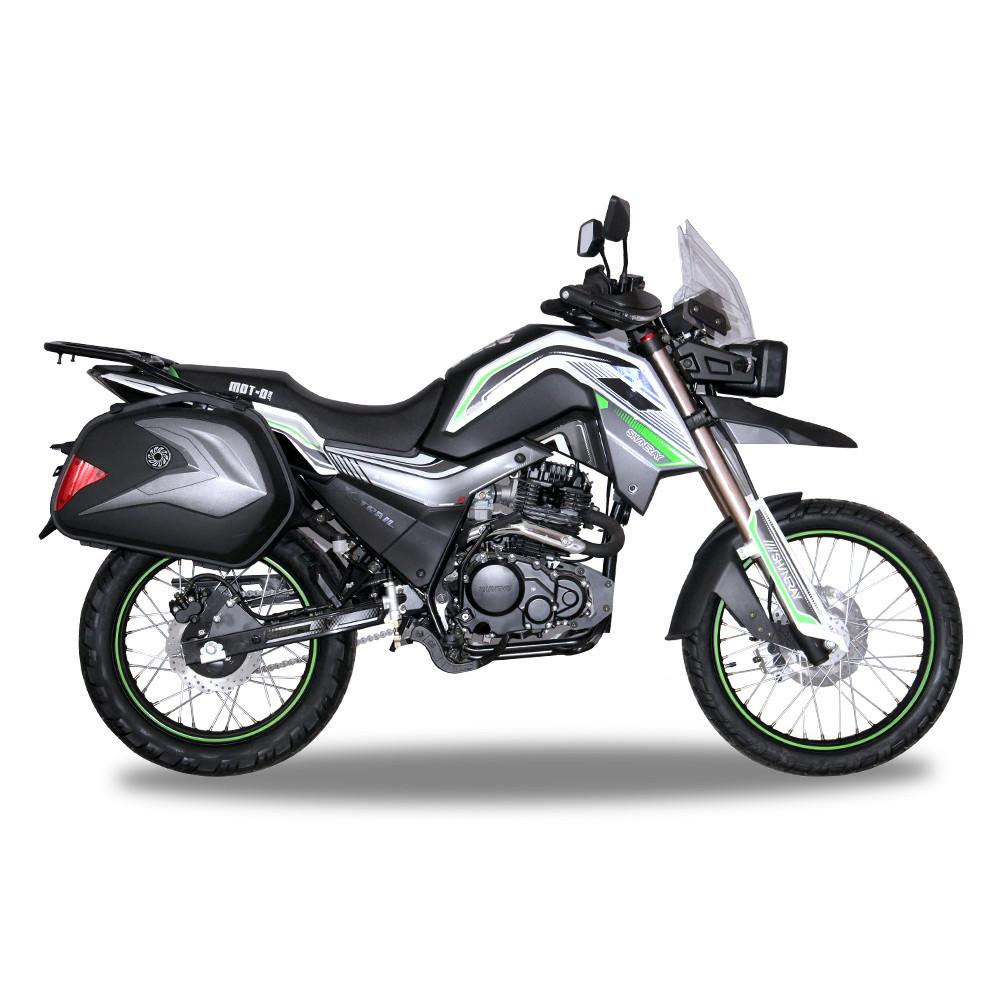 Мотоцикл Shineray X-Trail 250 Road Зелений