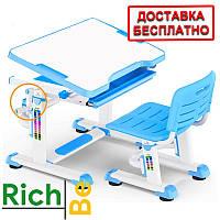 Детский комплект Парта и стул Evo-kids BD-08