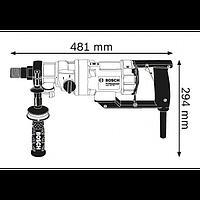 Дрель алмазного сверления Bosch GDB 180 WE Professional (0601189800)