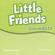 Little Friends Class CD ISBN: 9780194432245