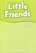 Little Friends TB ISBN: 9780194432238