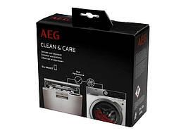 Средство очистки Clean & Care Box 12pcs AEG Electrolux Zanussi