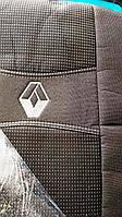 Renault Logan 2006-2013 чехлы автомобильные на сидения Nika