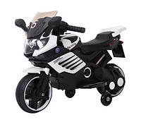 Детский электромотоцикл BMW T-7210 белый