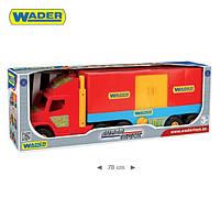Супергрузовик - контейнеровоз
