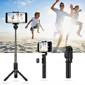 Huawei Honor 2 в 1 мини-выдвижной Bluetooth Штатив Selfie Палка вращения на 360 градусов для смартфонов-1TopShop