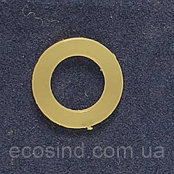 Пластиковое кольцо для Блочки - Люверса №1 (5000шт.) 3мм. (СТРОНГ-0125)